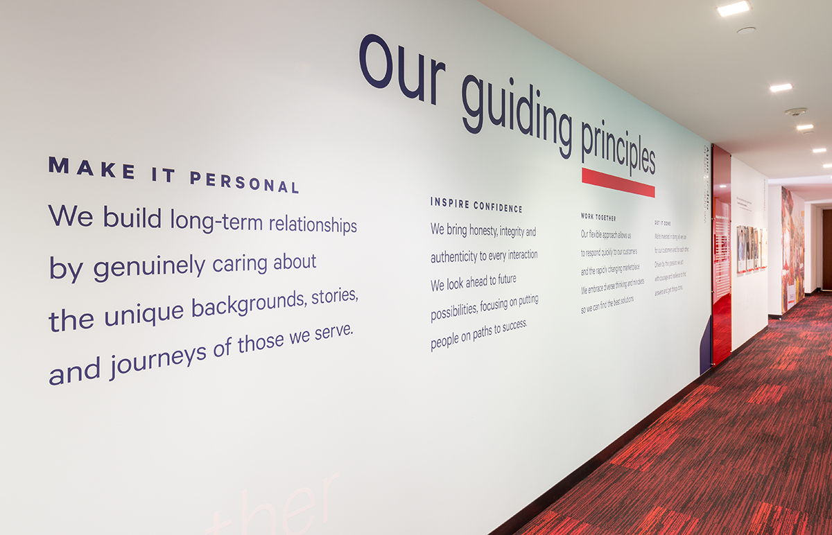 Cathay Bank's Guiding Principles