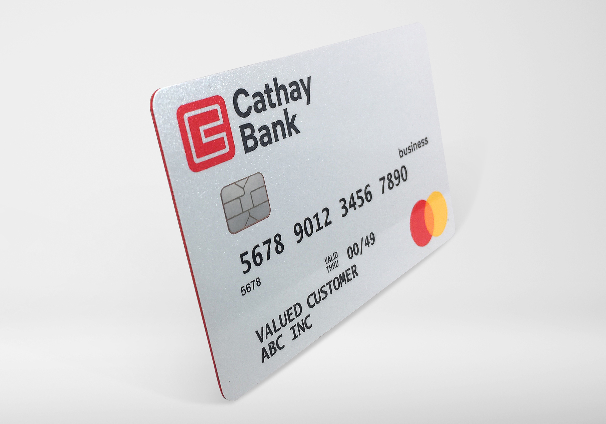 Cathay Bank Business Credit Card