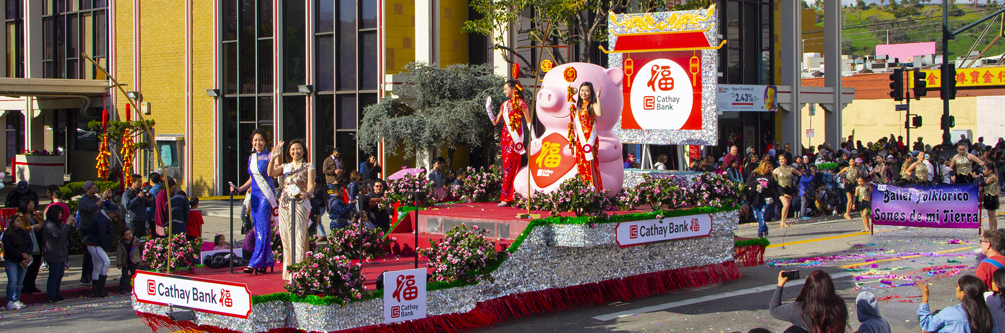 The 120th Golden Dragon Parade