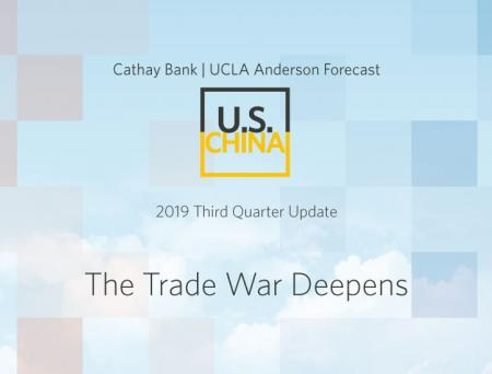 U.S.-China Report 2019 Q3 Update